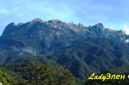 gora-kinabalu